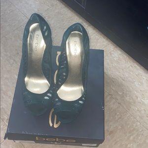 Giselle platform sandal by Bebe